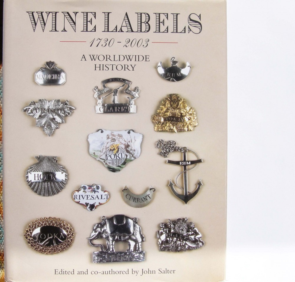 Cover Wine Labels 1730-2003